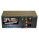 Plura FTM-043-3G 4.3 Inch Monitoring Station w/ Test Generator - 3G Ready