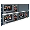 Plura FTM-043RK Fixed Rack Mount for FTM-043-3G