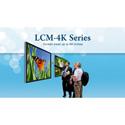 Plura LCM-184-4k 84 Inch - 4K Broadcast Monitor (3840 x 2160)