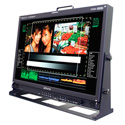 Plura PBM-219S 19-Inch 1366x768 Broadcast Video Monitor Class A
