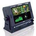 Plura PBM-307VF-3G 7 Inch - 3G Viewfinder Monitor Class A-3Gb/s Package for Third Party Cameras