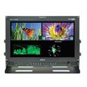 Plura PBM-317-3G 17 Inch 3G Broadcast Monitor (1920x1080) Class A- 3Gb/s Ready