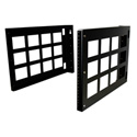 Pico Digital MOR-14WM Wall Mount Rack - Headend Equipment (19x14)