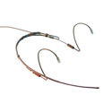 Point Source Audio CO-8WD-XAT-BE OMNI Waterproof Headset Mic AT Beige