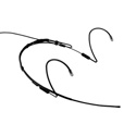 Point Source Audio CO-8WD-XAT-BL OMNI Waterproof Headset Mic AT Black