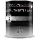 Paint On Screen - Digital Theater White - 1 Quart