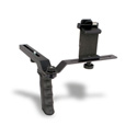 ProPrompter Wing - w/Mobile Device & LCD Mount with Grip