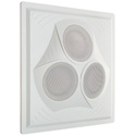 Pure Resonance Audio VCA8 Vector Lay-In 2x2 Drop Ceiling Speaker Array 8 Ohm Input