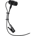 Audio Technica PRO 35 Cardioid Condenser Clip-on Instrument Microphone