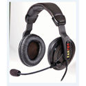 Eartec PD5XLRM - Proline Double Headset 5 Pin XLR Male for Telex RTS