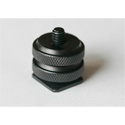J-Rod Pro Shoe to 1/4-20 Adapter Black