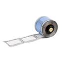 Brady PSPT-1000-1-WT 1.015 W x 1.66H PermaSleeve Heat Shrink Wire Marker - White