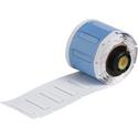 Brady PSPT-125-1-WT 1.015W x 0.235H Heat Shrink PermaSleeve - White