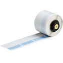 1.500 in x 1.500 in  Wire Marking Labels 250 pk Labels For Brady TLS 2200 TLS-PC Link BMP71 BMP61 Labelers