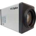 PTZOptics 20X 1080p HD-SDI Box Camera (White) US Style Power