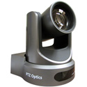 PTZOptics 30X Optical Zoom - 3G-SDI HDMI CVBS IP Streaming - 1920 x 1080p - 60.7 Degree FOV (Gray with US Power Supply)