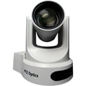 PTZOptics 30X Optical Zoom - 3G-SDI HDMI CVBS IP Streaming - 1920 x 1080p  60.7 Degree FOV (White with US Power Supply)