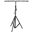ProX Live XT-LS01C 10 Foot Lighting/Speaker Crank Truss Stand - Holds 180 lbs