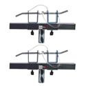 ProX Live XT-TADAPTER-U Pair Universal T Adapter XT-Crank18Ft-330 XT-Crank14Ft-220
