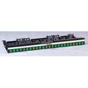 ADC-Commscope QFJF-1248USLCBK-S SM 24 Duplex LC UPC Fiber Blade w/Loop Plugs