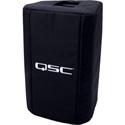 QSC E10-CVR Soft Padded Cover with Heavy-Duty Nylon/Cordura Material for E10 & E110