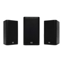 QSC E10 10 Inch 2-Way Externally Powered Live Sound-Reinforcement Loudspeaker