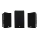 QSC E12 12 Inch 2-Way Externally Powered Live Sound-Reinforcement Loudspeaker
