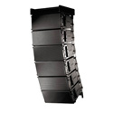 QSC WL3082-BK WideLine-8 Line Array Speaker System - Black