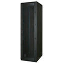 Quest FE7119-34-02 710 Series Floor Enclosure - 34U Assembled
