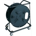 Canare R460C Cable Reel with Connector Mounting Plate B-Stock (Missing RC-4 Casters and Knob)