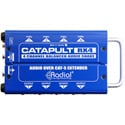 Radial Catapult RX4 Cat 5 Analog Snake Receiver with Two Sets of 4 XLR-M Outputs