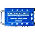 Radial Catapult TX4M Cat 5 Analog Snake Transmitter with 4 XLR Inputs & 4 Mic Level (-40 to 0dB) Isolated XLR-M Outputs