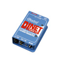 Radial Engineering DiNet Dan-TX Dante Network Transmitter with Stereo DI Inputs and Digital Out