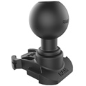 RAM RAP-B-202U-GOP2 Go Pro Base Adapter with 1 Inch Ball
