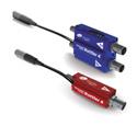 Telecast Rattler 4 3GHD-SDI Over 1310nm ST Fiber Optic Dual Tx & Dual Rx Kit