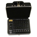 BM-24 Passive 1-input/24/8 Output Portable Audio Broadcast Media Press Multi Box