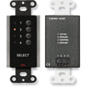 RDL DB-RC4ST 4 Channel Remote Control for ST-SX4 4x1 Audio Switcher