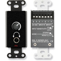 RDL DB-SH1 Stereo Headphone Amplifier - Decora panel with user level control