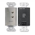 RDL DS-RC2ST 2 Channel Remote Control for STICK-ON - Remote selection of audio o