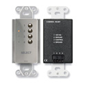 RDL DS-RC4ST 4 Channel Remote Control for ST-SX4 4x1 Audio Switcher