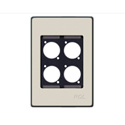 RDL RMS-4 Wall Mount Plate for AMS Series Products