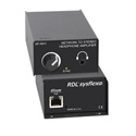 RDL SF-NH1 Network To Stereo Headphone Amplifier