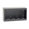 RDL SMB-4G Surface Mount Boxes for Decora Remote Controls and Panels