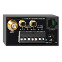 RDL TX-TPS3C Active Three-Pair Sender - Twisted Pair Format-C - Composite video & stereo audio