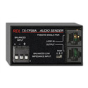 RDL TX-TPS6A Passive Single-Pair Sender - Twisted Pair Format-A - Balanced audio line input