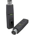Revo Labs 01HDXLRMIC11 HD Mic Dynamic XLR Wireless Adapter - Rechargeable Li-ion Battery