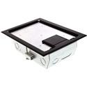 RFL Series Raised Access Floor Box - Black