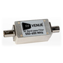RF Venue BPF550T600 Band-Pass Filters (550-600 MHz)