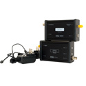RF Venue OPTX1 Single-Channel RF BNC to Fiber Optic Conversion System - Single Mode ST-UPC (100-1000 MHz)
