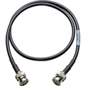 Laird RG58-BB-6  50 Ohm BNC Male to Male Antenna Cable - 6 Foot